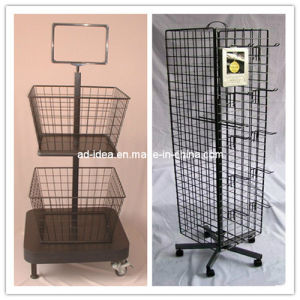 Key Chain Display Rack/ Beverage Display Stand (RACK-03) pictures & photos