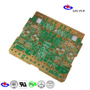 2 Layer Fr4 Rigid PCB Circuit Board for Electronic Component pictures & photos