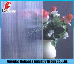 5mmflora, Nashiji, Mistlite, Karatachi, Dimand Clear Patten Glass/Figured Glass/Clear Flora Figured Glass pictures & photos