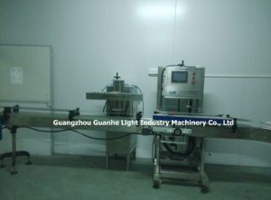 Automatic Rotor Pump Bottle Jam Filling Machine with Capping Sealing Line pictures & photos