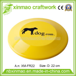 9inch Plastic Frisbee with Logo for Pet Toys. pictures & photos
