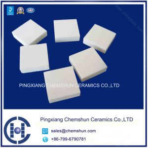 China Square Alumina Ceramic Lining/Ceramic Mosaic Lining Tile Supplier Offer pictures & photos