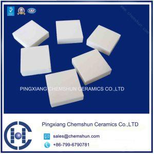 China Square Alumina Ceramic Lining Tile Manufacturer Price pictures & photos