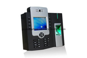 Biometric Fingerprint Time Attendance Recorder with GPRS (TFT800/GPRS) pictures & photos