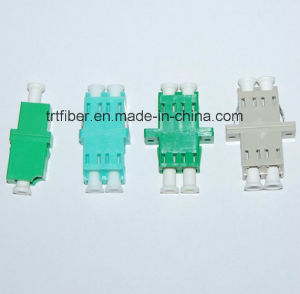 Sm/mm Duplex LC Fiber Optic Adapter pictures & photos