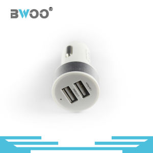 High Quality Dual USB Car Charger for Mobile Phone pictures & photos