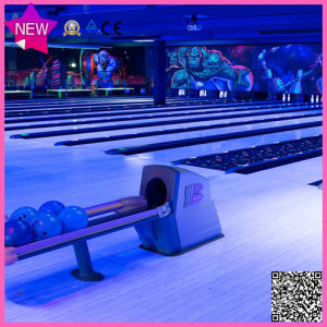 Bowling Equipment Glow-in-Dark Bowling Overlay pictures & photos