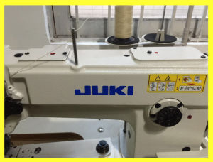Juki Cylinder Bed Single Needle Industrial Sewing Machine (DSC244/246) pictures & photos