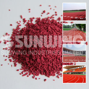 Low Prices Recycled Rubber Outdoor Playground Flooring pictures & photos