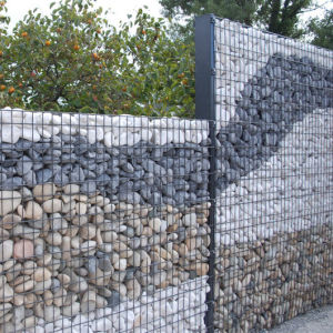 China Wholesaler Zhuoda Welded Gabion Garden pictures & photos