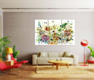 Modern Decoration Oil Painting Art pictures & photos