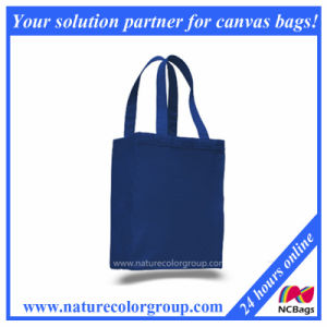Canvas Shoulder Bag Tote Bag for Shopping pictures & photos
