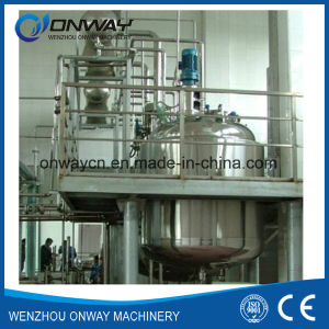 Fj High Efficent Factory Price Pharmaceutical Hydrothermal Synthesis Agitated Hydrogenation Bed Reactors pictures & photos