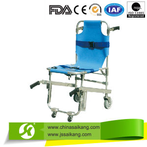 BV Factory Durable Stair Folding Stretcher pictures & photos