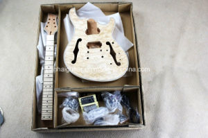 Hanhai Music / Electric Guitar Kit with Whole Hardware / DIY Guitar pictures & photos
