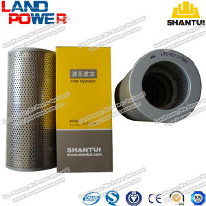 Shantui Hydraulic Filter/175-60-27380/Shantui Bulldozer Spare Parts pictures & photos
