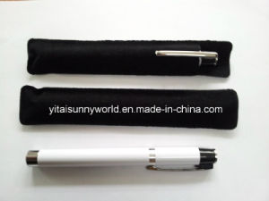 Aluminum  Penlight with Yellow Light (SW-PL37) pictures & photos