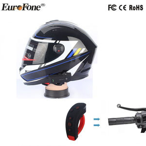 Remote Control Motor Helmet Intercom with NFC pictures & photos