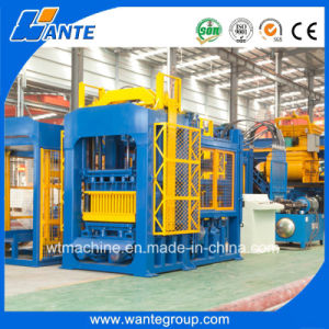 Nigeria Widely Used Concrete Blcok/Brick Machine for Wall pictures & photos