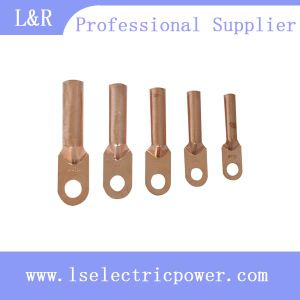 Wholesale Dt Copper Cable Lug (Oil-plugging) / Terminal /Connector/Cable Lug pictures & photos