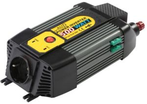 500W DC12V/24V AC220V/110 Modified Sine Wave Power Inverter pictures & photos