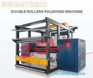 Textile Fabric Polishing Machine for Blanket Velvet Fleece Fabric pictures & photos