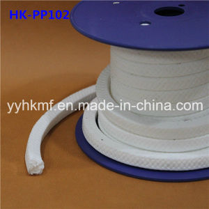 Made in China Impregnated PTFE with Silicone Rubber Core Gland Sealing Packing