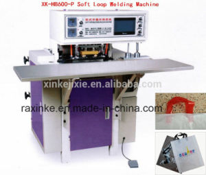 High Speed Box Bag Loop Bag T Short Bag Loop Sealing Machine