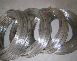 303cu Annealed Cold Rolled Stainless Steel Tie Wire