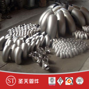 Socket Stainless Steel Pipe Fitting Elbow pictures & photos