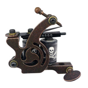 Cheap Handmade Gun Series Tattoo Machine P-18 pictures & photos