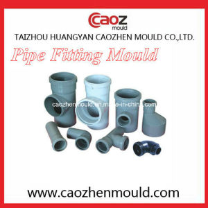 Plastic Injection Pipe Fitting /Elbow/ Tee Molding pictures & photos