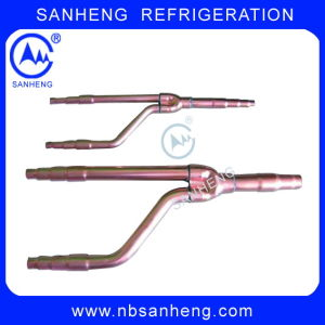 Copper Disperse Pipe for Air Conditioner pictures & photos