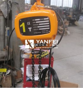 10ton Electric Chain Hoist with Hook pictures & photos
