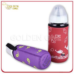 Lovely Design Neoprene Sublimation Process Baby Nursing Bottle Holder pictures & photos