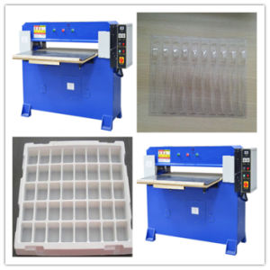 Cutting Machine Plastic Boxes, Plastic Plate Cutting Machine, Ce Certification pictures & photos