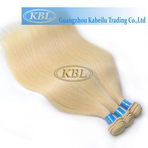 Hair Weaving 613 Blond Human Hair pictures & photos