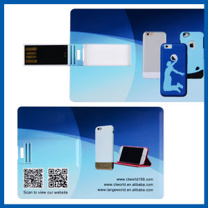 32GB Credit Card Shape USB Flash Drive pictures & photos