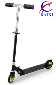 Kick Scooter for Adults with 100 Kg Load Capacity (BX-2M012) pictures & photos
