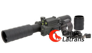 3-9*23EL Optical Hunting Rifle Scope with Scope Mount Cl1-0023 pictures & photos