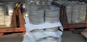 Big Stock 75% Anneal Harder 1050 H12 Aluminum Circles for Cover/Lid pictures & photos