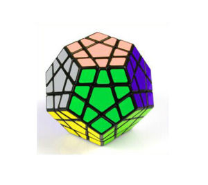 2017 New Design OEM Megaminx Magic Cube pictures & photos