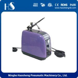 HS-386K Makeup Air Brush Mini Compressor Manufacturer pictures & photos