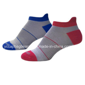 High Quality Men Custom Customized Sports Cotton Sport Socks Runnings pictures & photos