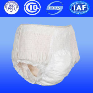 Top Quality Competitive Price Disposable Pant Type Diaper for Adult Diapers Manufacturer From China pictures & photos