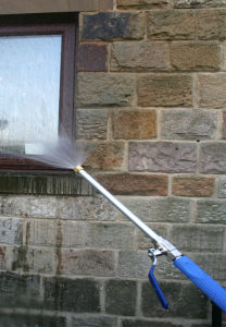 Aluminium Car Wash Water Jet Spray Nozzle (WJ) pictures & photos