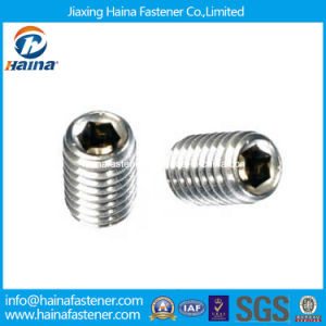 Stainless Steel Hexagon Socket Grub Set Screw Made in China pictures & photos
