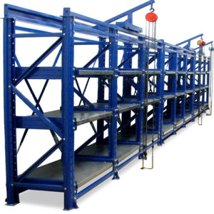 Slid Racking/Mould Racking pictures & photos