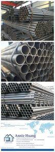 Welded Steel Pipes Tube Carre / Rectangle Acier Noir pictures & photos
