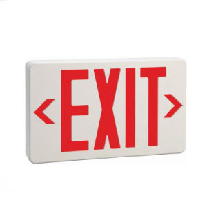 High Reliable Listed Exit Sign/LED Exit Retrofit/LED Emergency Light pictures & photos